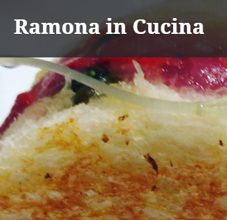 Ramona in cucina