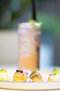 fish and cocktail - iblend photo